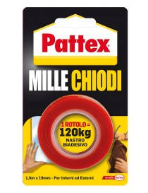 PATTEX MILLECHIODI TAPE H/MM19X1,5M