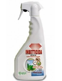 SPRIN INSETTICIDA-ACARICIDA spray no gas 500ml