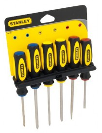 STANLEY 0-64-458 SET 6 GIRAVITI -BASIC-