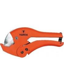TOPEX 34D034 TAGLIATUBI A PINZA X PVC