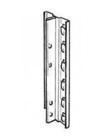 MONTANTE S1 H/CM.197,2 AC.ZINC. A.10001