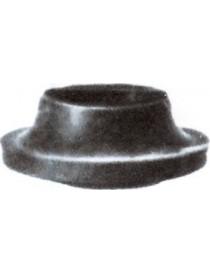 GOMMINO PER TUBI PLASTICA IN GOMMA NERA
