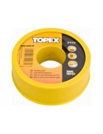 TOPEX 34D093 NASTRO TEFLON MM.19X0,2 M.15
