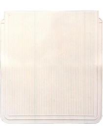 TAPPETO LAVELLO PLAST.BIA. CM.31X30