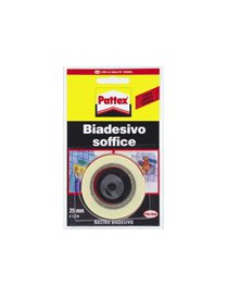 NASTRO BIAD. PATTEX SOFFICE MM25X1,5MT