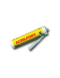 SILICONE ACRILFORT ACRILICO ML310 GRIGIO