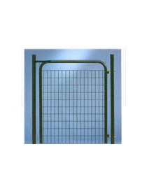 CANCELLO A BATTENTE GREEN GATE H120XL100