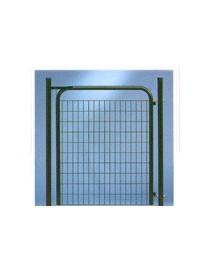 CANCELLO A BATTENTE GREEN GATE H120XL100