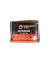 SET 7 PZ INSERTI TORX C/FORO USH 6026-16035
