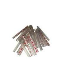 PARASPIGOLO PVC RIGHELLO TRASP. BIAD. CM 10