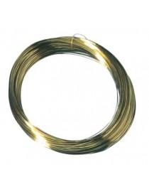 FILO OTTONE Rayher 0.4mm / G4/R6-5 (4006166033896)