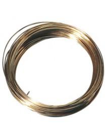 FILO IN METALLO plac. oro Rayher 0.3mm / G4/R6-5
