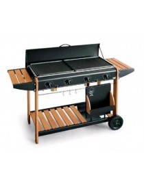 BARBECUE GAS BST VANCOUVER CM 102X43X83 H