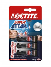 SUPER ATTAK FLEX MINI TRIO 3X1g