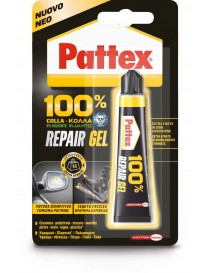 PATTEX 100% COLLA REPAIR GEL 20g