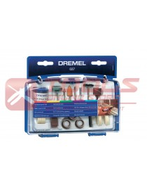 SET 52 ACCESSORI MULTIUSO DREMEL 687