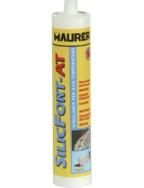 MAURER SILICONFORT-AT SILICONE ROSSO 310 ML