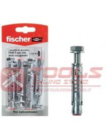 TASSELLI FISCHER TA M6 S/10 K BL/PZ. 4