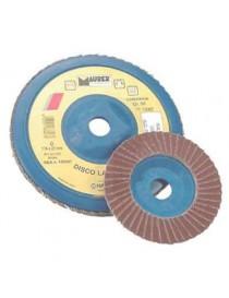 disco abrasivo lamellare