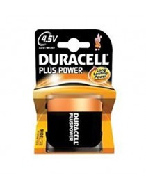 Duracell - Plus Power Batteria Alcalina 4.5 V