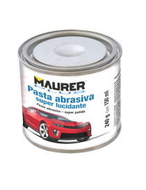 PASTA ABRASIVA SUPER LUCIDANTE 150 ml