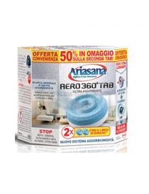 RICARICA ARIASANA AERO360° DOPP TAB GR450X2