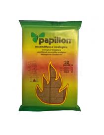 ACCENDIFUOCO ECOL 32 CUBI gr 200 PAPILLON
