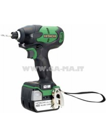 HITACHI WH14DBL AVVITAT.AL LITIO V14,4