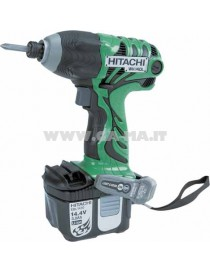 HITACHI WH14DL AVVITATORE AL LITIO V14,4