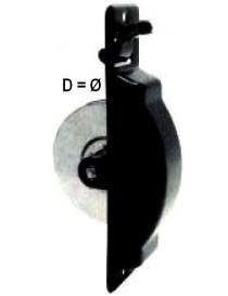 AVVOLGITORE SEMINCASSO M.5 D.100 LATER.DX PL.NE.