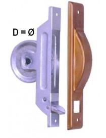 AVVOLGITORE SEMINCASSO M.6 D.66 PL.BRO. 165