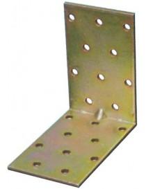 PIASTRA ANGOLO PESAN. SP.2,5 MM.40X40X50 A.358