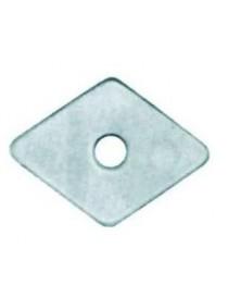 PIASTRINE ROMBOIDALI 30X30 VULCOROIDE