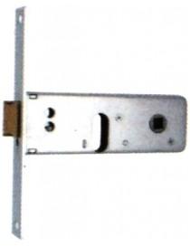 SERRATURA MG800.60 D-S FASCIA Q8 2 MANDATE CON CILINDRO.