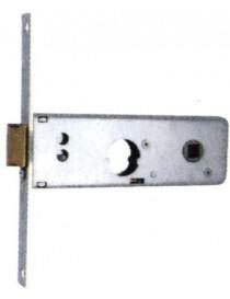 SERRATURA MG801.60 D-S FASCIA Q8 2 MAN. CON CILINDRO