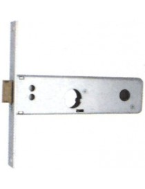 SERRATURA MG803.70 D-S FASCIA Q8 2 MANDATE CON CILINDRO.