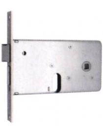 SERRATURA MG809 FASCIA Q8 2 GIRI 1/2 CON CILINDRO