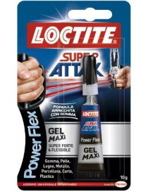 SUPER ATTAK FLEX GEL MAXI 10g
