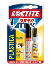 SUPER ATTAK PLASTIX 2/4ml