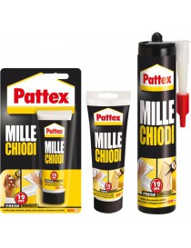 PATTEX MILLECHIODI FORTE&RAPIDO 100g blister