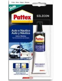 PATTEX AUTO E NAUTICA NERO 60ml TU/BLIST