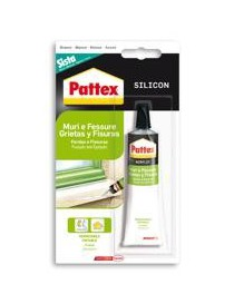 PATTEX MURI E FESSURE BIANCO 60ml BLISTER