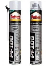 PATTEX PF100 SCHIUMA UNIVERSALE MANUALE 750ml