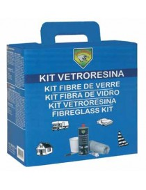 ECO KIT VETRORESINA IN BOX